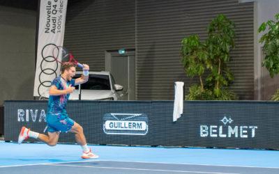 Belmet sponsor de l'Open de Tennis de Brest